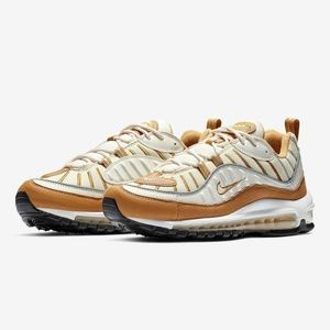 Nike Air Max 98 Phantom Sizes Running Shoes AH6799